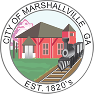 City Seal of Marshallville, GA